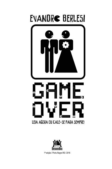 Comprar Livro Online: Game over: leia agora ou cale-se