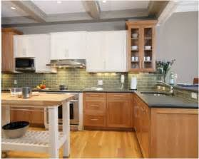 popular again wood kitchen cabinets centsational