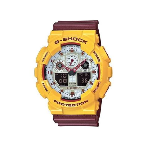 Jam Tangan Casio G Shock Ga 110 Black Gold jam tangan original casio g shock ga 110cs 9a g shock