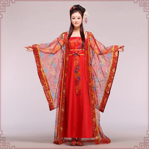 Traditional by Ancient Chinese Clothing In My China