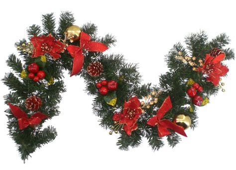 como hacer decoracion navide a fara decoraci n con guirnaldas navide as ideas simples
