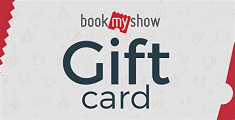 Instant Gift Cards Amazon - bookmyshow instant voucher amazon in gift cards