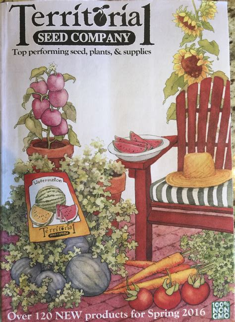 Territorial Seed Cottage Grove by Seed Fruit Trees And Plant Catalogs Mink Hollow Farm