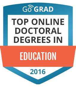 Best Doctoral Programs In Education by Doctorate Of Education Degree Ed D Ulm