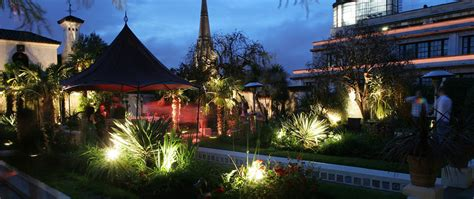 kensington roof top bar roof gardens guestlist london night guide