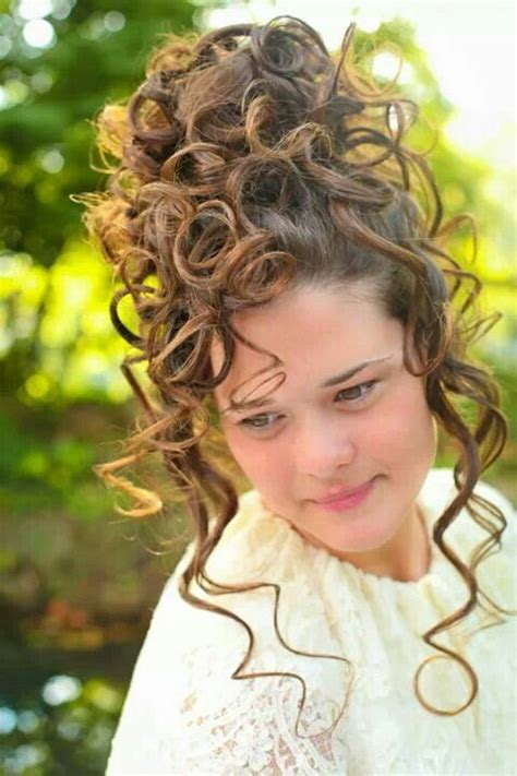 Easy To Do Curly Hairstyles For Long Hair