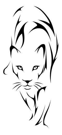 cougar mountain lion tattoo designs search not saying i would but if