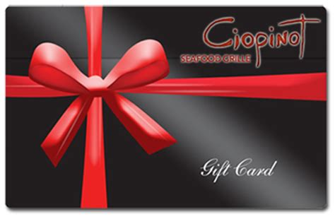 Restaurant Gift Cards That Can Be Emailed - gift cards ciopinot seafood restaurant san luis obispo