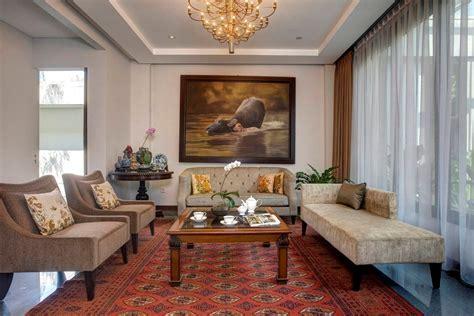 inspirasi desain interior ruang tamu sederhana  elegan