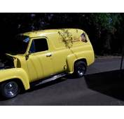 1955 Ford F100 Sedan Delivery Van Used Automatic F 100 For