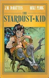 the stardust kid books preview the stardust kid hc by dematteis ploog archaia