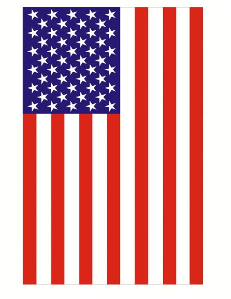 large vertical  flag holidayveteransdaylargeverticalusflagpnghtml