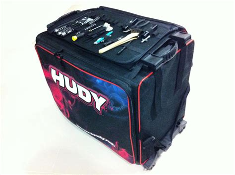Gel Bag Exclusive hudy 1 10 1 8 on road carrying bag exclusive edition