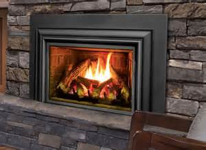 enviro e33 large gas fireplace insert inglenook energy