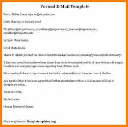 10 sample formal email writing science resume