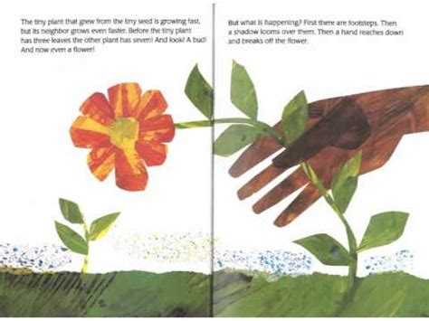 The Tiny Seeds the tiny seed by eric carle