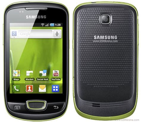 Hp Samsung X3 Mini samsung galaxy mini s5570 pictures official photos