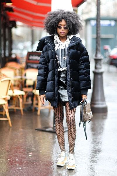 fresh fall outfit ideas featuring black tights glamour