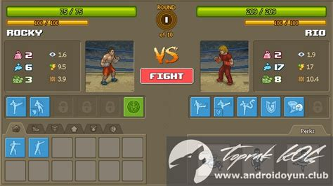 punch hack apk punch club v1 061 mod apk para hileli