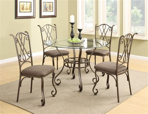 metal dining room sets metal dining room set marceladick