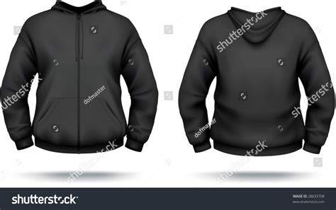 Hoodie Zipper Element Exo Black black zipper hoodie with front pocket vector contains
