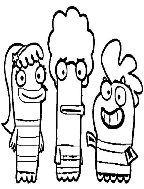 coloring pages of fish hooks fish hook coloring pages