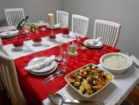 como decorar uma mesa para ceia de natal simples mesa de natal como montar uma decora 231 227 o surpreendente