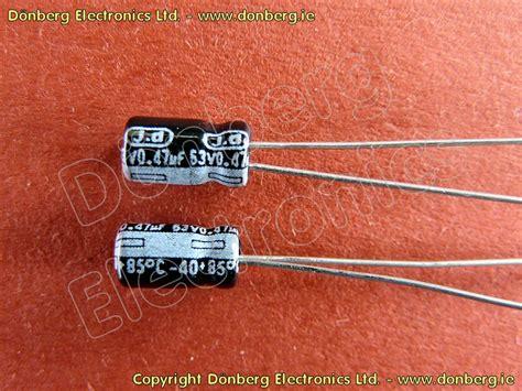 0 47 uf capacitor code capacitor 0 47 181 f 50vmi subminiature capacitor