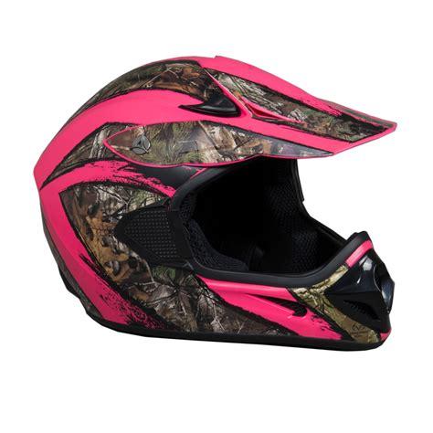 camo motocross helmet shc mx atv helmet realtree xtra camo camo goggles