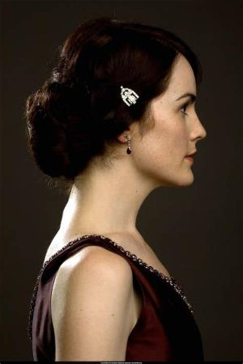 lady mary new haircut downton abbey christmas special downton abbey photo