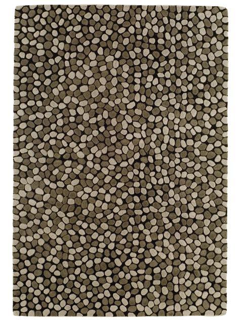 teppiche wolle modern benuta teppich matrix modern wolle in beige gr 252 n grau und