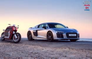 Audi Motorcycles Futuristic R1 E Concept Motorcycle For Audi