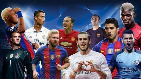 top 100 mejores jugadores del mundo 2015 2016 los 100 mejores jugadores de f 250 tbol del mundo en la actualidad