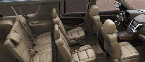 chevrolet suburban 8 seater interior cover all your bases with the 2017 chevrolet suburban