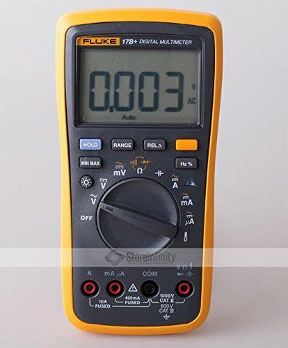 Asli Fluke 17b Digital Multimeter Galleon Fluke 17b Digital Multimeter W Temperature