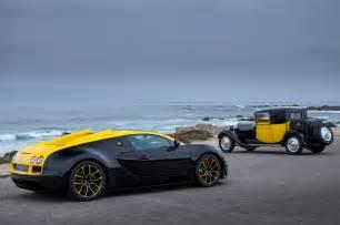 Bugatti Company History Bugatti Veyron Grand Sport Vitesse One Of One Rear View