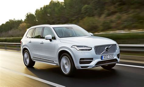 plugging in volvo xc90 t8 drive car january 2016