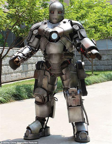 iron suit 1 iron suit