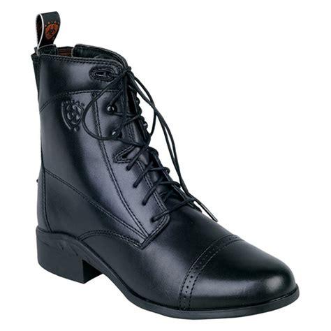 paddock boots ariat heritage lace iii paddock boot