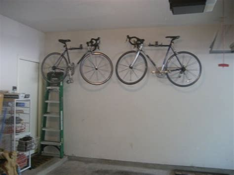 Bike Storage Ideas Your Garage Wall Hooks Bicycle Garage Storage Home Interiors