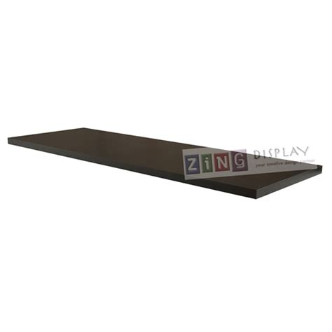 Black Melamine Shelf by Black Melamine Shelf For Outrigger Pipe Collection From