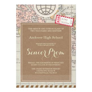 Wedding Announcement Definition by Prom Invitations Announcements Zazzle Co Uk