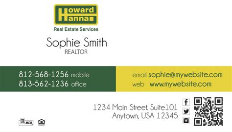 howard business card template howard business card 17 howard business card