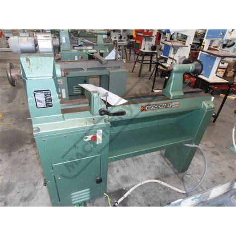 used woodworking lathe xqu056 mc908 woodfast wood lathe machineryhouse au