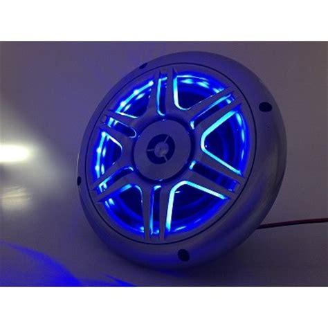 6 5 boat speakers 6 5 quot lighted marine speakers pair rv boat parts