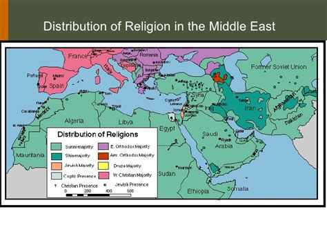 middle east map of religions middle eastern culture history