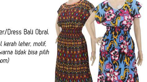 jual baju daster bali grosir daster batik murah baju tidur