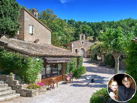 Johnny Depp Lists France Home For 27 Million People Com