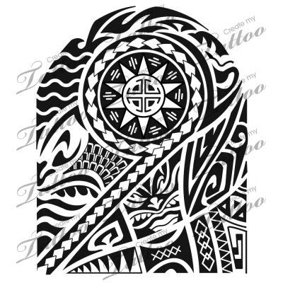 half sleeve tribal tattoos drawings half sleeve tattoos drawings sleeve tribal