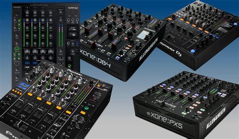 best dj mixer best professional 4 channel dj club mixer 2017